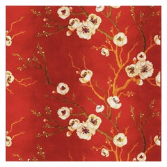 Cherry Tree Red Panel