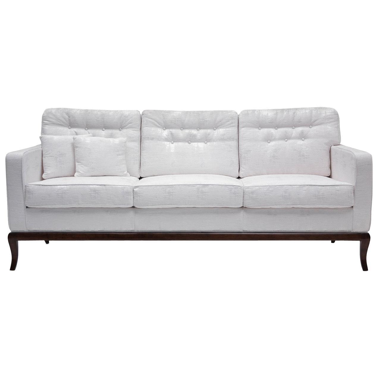 Cherry Wood Sofa