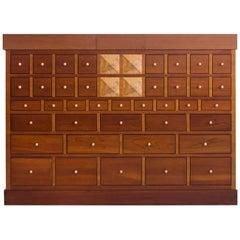 Cherrywood Bar Cabinet by Sellaro Arredamenti S.R.L