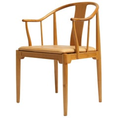 Cherrywood China Chair by Hans J. Wegner