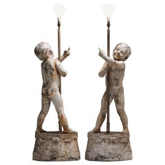 Cherubic Floor Lamps