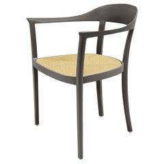 Chesapeake Dining Chair, Natural Bronze, Brown Patina, Outdoor Garden Furniture