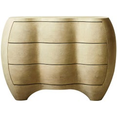 Chest in Shagreen, by Studio Glustin
