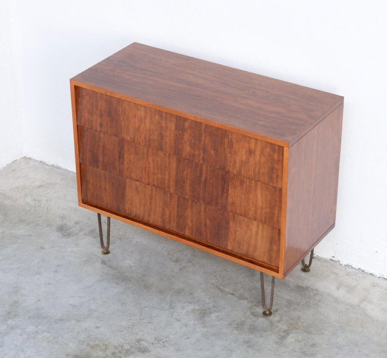 Belgian Chest of Drawers by Alfred Hendrickx for Belform For Sale