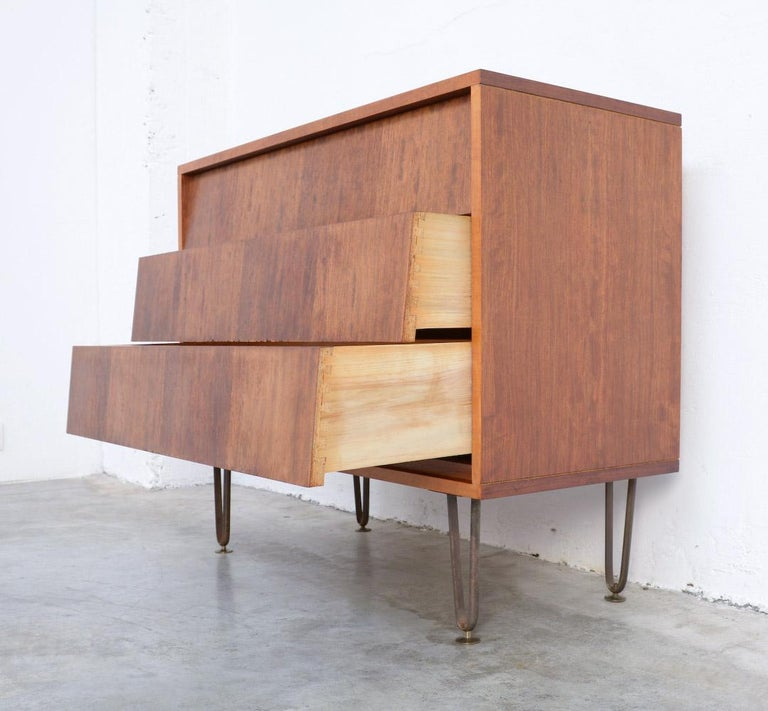 20th Century Chest of Drawers by Alfred Hendrickx for Belform For Sale