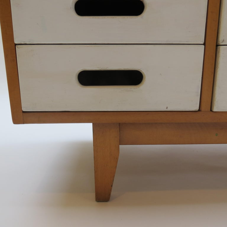 Chest of Drawers by James Leonard for Esavian ESA White 1 For Sale 1