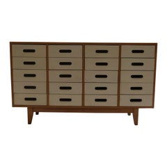 Chest of Drawers by James Leonard for Esavian ESA White 1