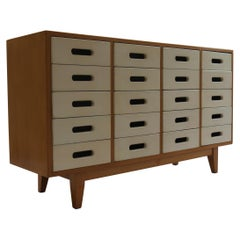 Chest of Drawers by James Leonard for Esavian ESA White 2