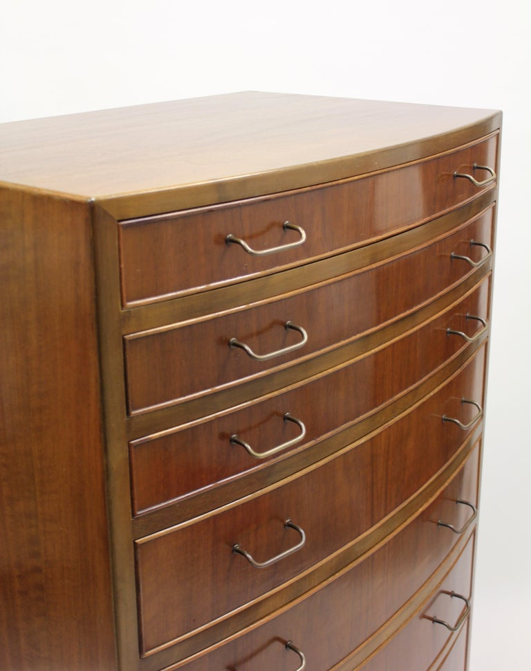 Chest Of Drawers By Ole Wanscher For A J Iversen 1940s