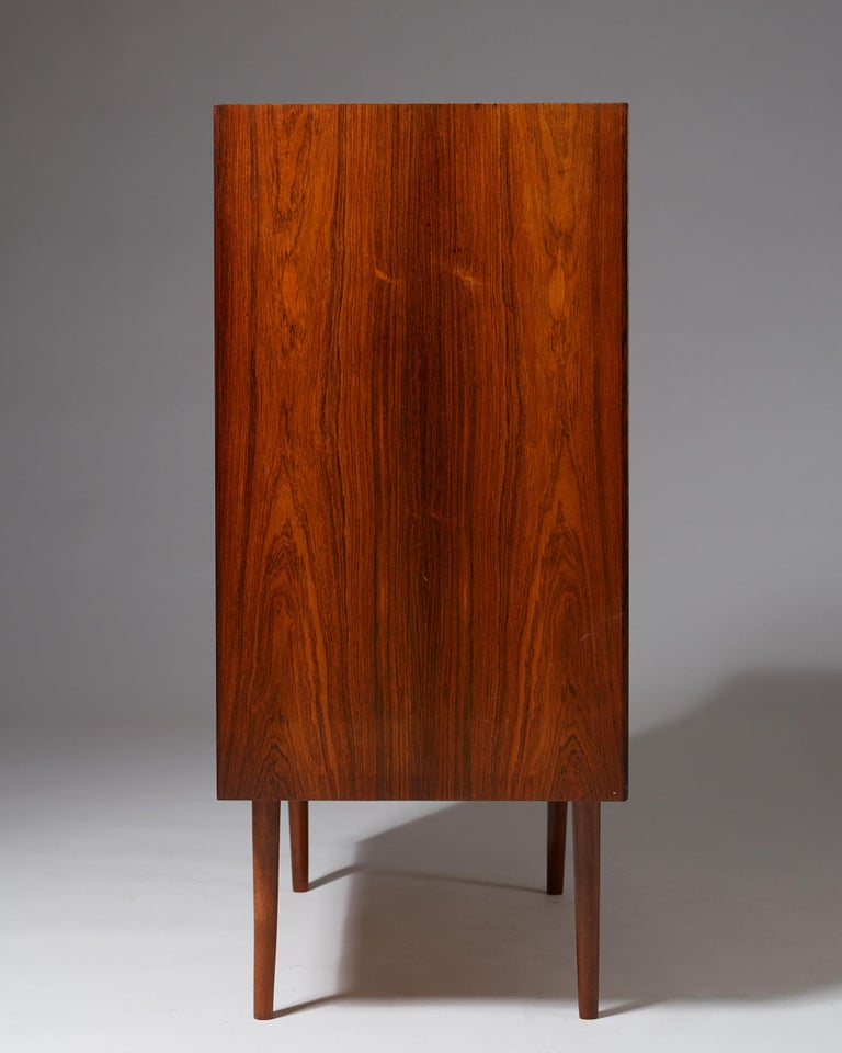 Chest of Drawers Designed by Arne Vodder, Denmark, 1960s In Good Condition For Sale In Stockholm, SE