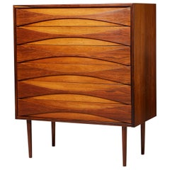 Chest of Drawers Designed by Arne Vodder, Denmark, 1960s
