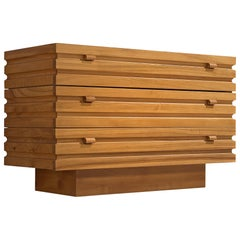 Chest of Drawers in Elm by Maison Regain