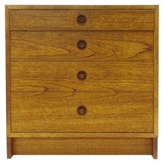 Chest of Drawers in Oak by Børge Mogensen for Karl Anderson, 1960s