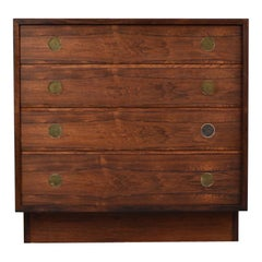 Chest of Drawers in Rosewood by Dyrlund, Denmark, 1960s