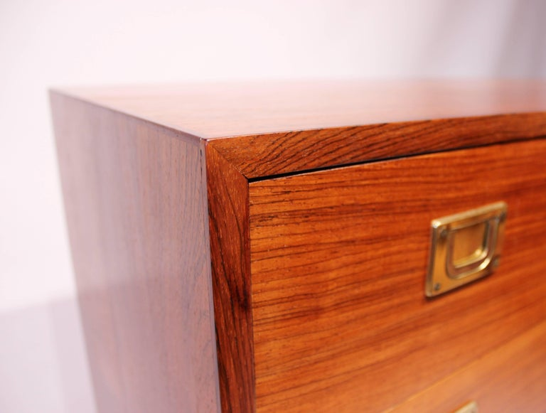 Chest of Drawers in Rosewood by Reoval, Danish Design, 1960s For Sale 5
