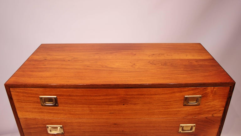 Chest of Drawers in Rosewood by Reoval, Danish Design, 1960s For Sale 8