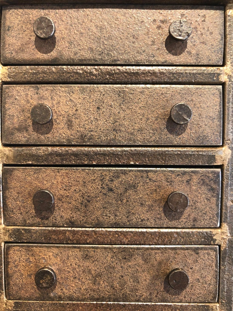 Steel Jim Rose Legacy Collection - Miniature Shaker Inspired Chest of Drawers Maquette For Sale