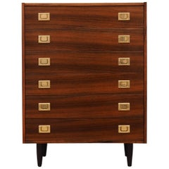 Chest of Drawers Vintage 1960s-1970s Danish Design