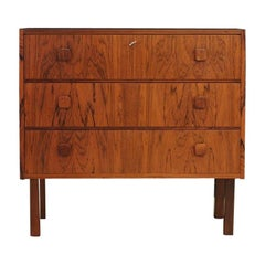 Chest of Drawers Vintage Rosewood, 1960-1970