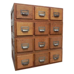 Chest of Drawers with 12 Drawers
