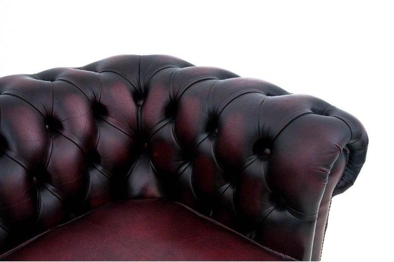 Chesterfield Sofa, England, circa 1930 For Sale 1