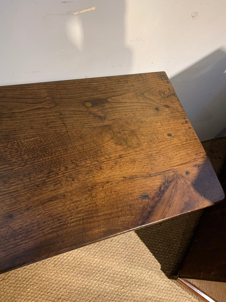 Chestnut Dresser Base / Server   For Sale 1