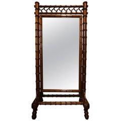 Cheval Mirror, circa 1840