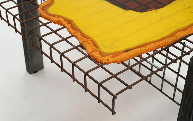 Chiat Day Desk by Gaetano Pesce, New York, 1994, Rare In Good Condition For Sale In Kansas City, MO