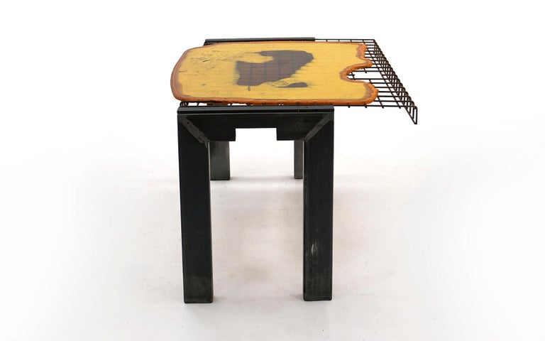 Late 20th Century Chiat Day Desk by Gaetano Pesce, New York, 1994, Rare For Sale