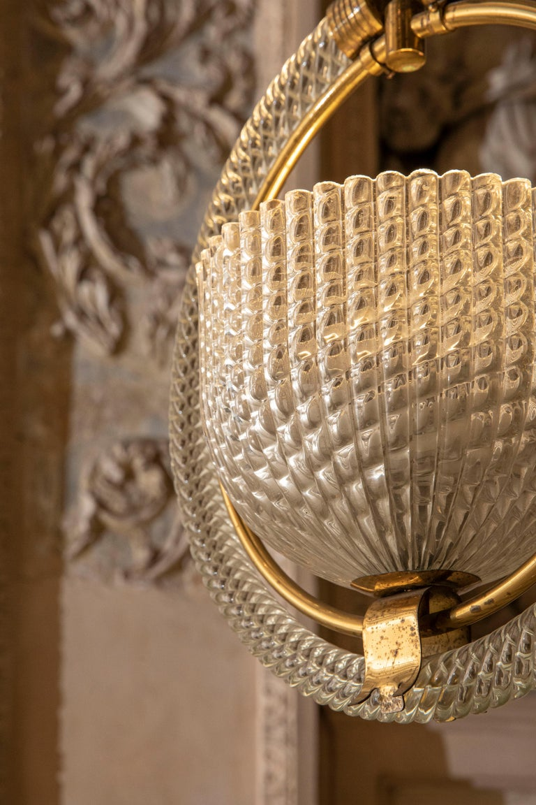 Chic Barovier Pendant For Sale 2