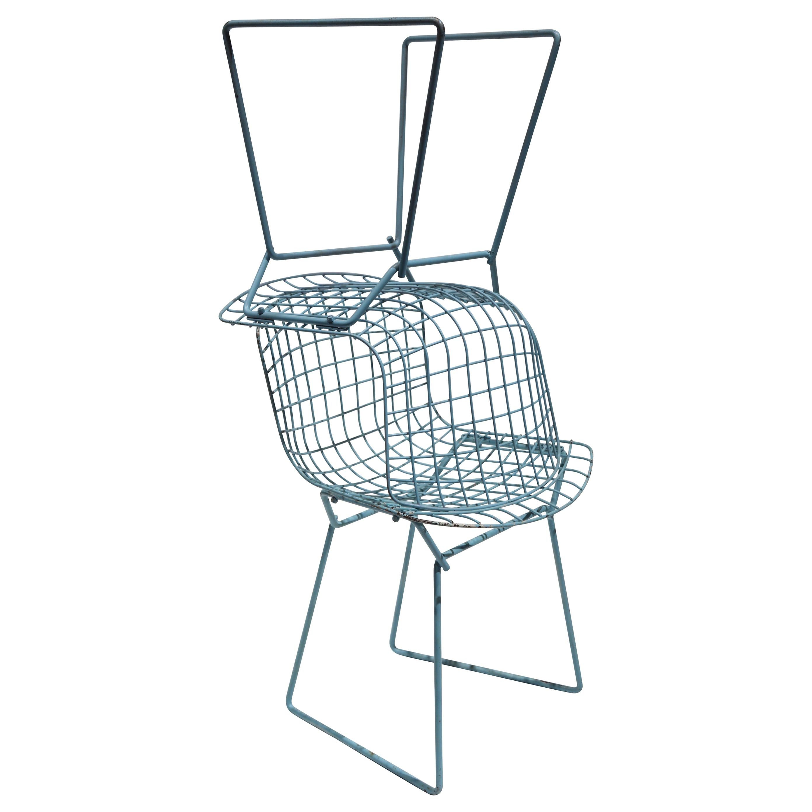 Child Chair by Harry Bertoia for Knoll