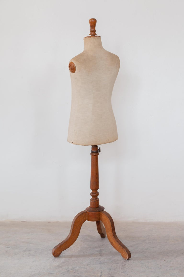 French Child Dressing Mannequin, France For Sale
