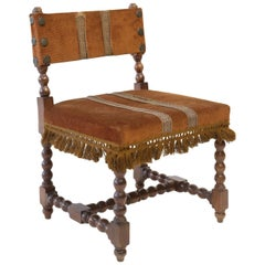 Child-Size French Chair
