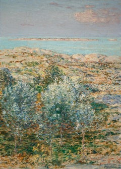 The Aspens, Late Afternoon, Isles of Shoals
