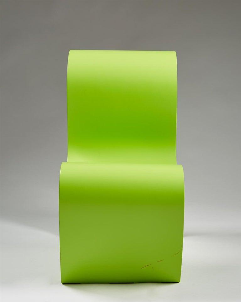 Swedish Children's Chair, Lilla M. Designed by Caroline Schlyter, Sweden, 1990s For Sale