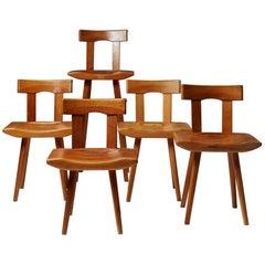 Children's Chairs, Designed by Bengt Lundgren, Sweden, 1960s