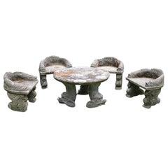 Children's Garden Furniture Set