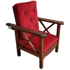 Childrens Morris Chair, circa 1915