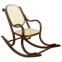 Children's Rocking Chair Fischel Nr.2, circa 1890