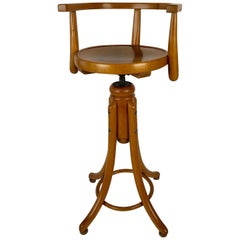 Children's Stool from Thonet for the Barber Shop