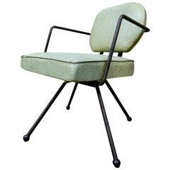 Child's Lounge Chair Mid-Century Modern