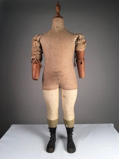 Child's Mannequin, French, 19th C.