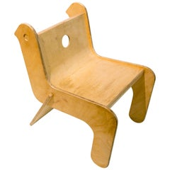 Childsply Chair by Robin Day for John Haddock