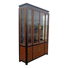 Chin Hua Display Cabinet by Raymond Sobota for Century Furniture