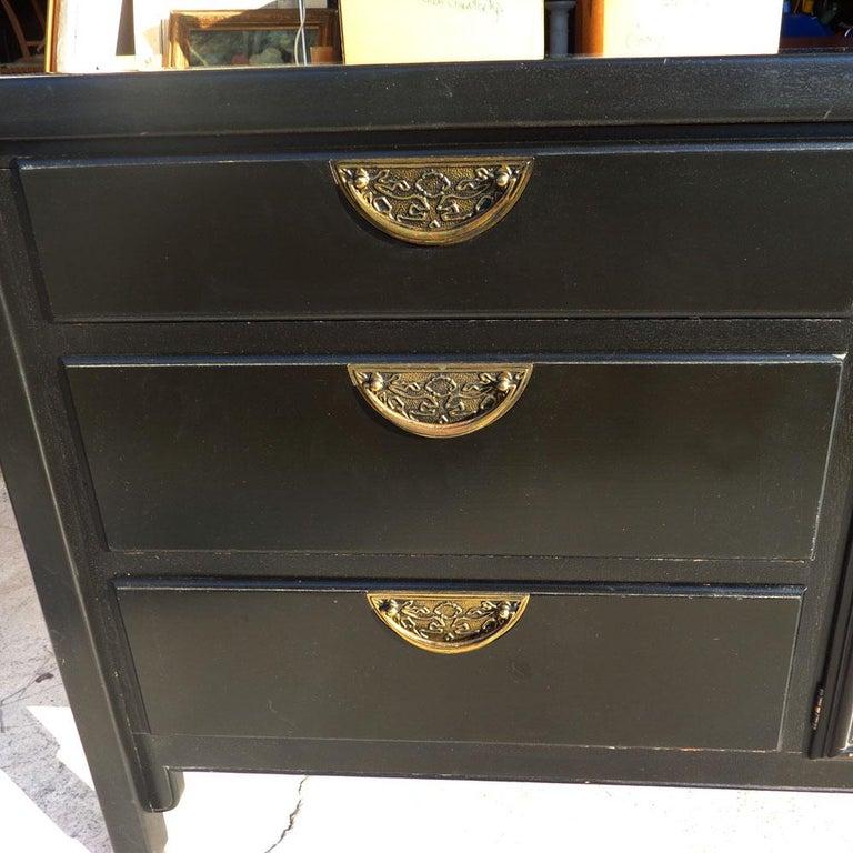Mid-Century Modern Chin Hua Dresser Credenza by Century Furniture For Sale