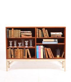 """China"" Bookcase in Teak and Oak by Børge Mogensen"