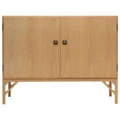 China Cabinet, Model A232 in Oak by Børge Mogensen