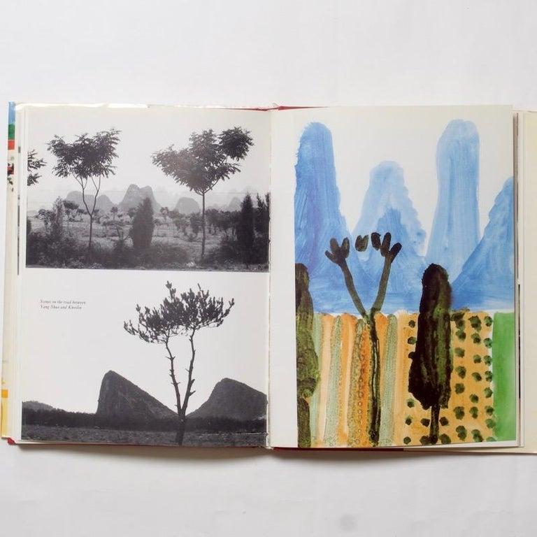 Post-Modern China Diary - David Hockney & Stephen Spender, 1982 For Sale