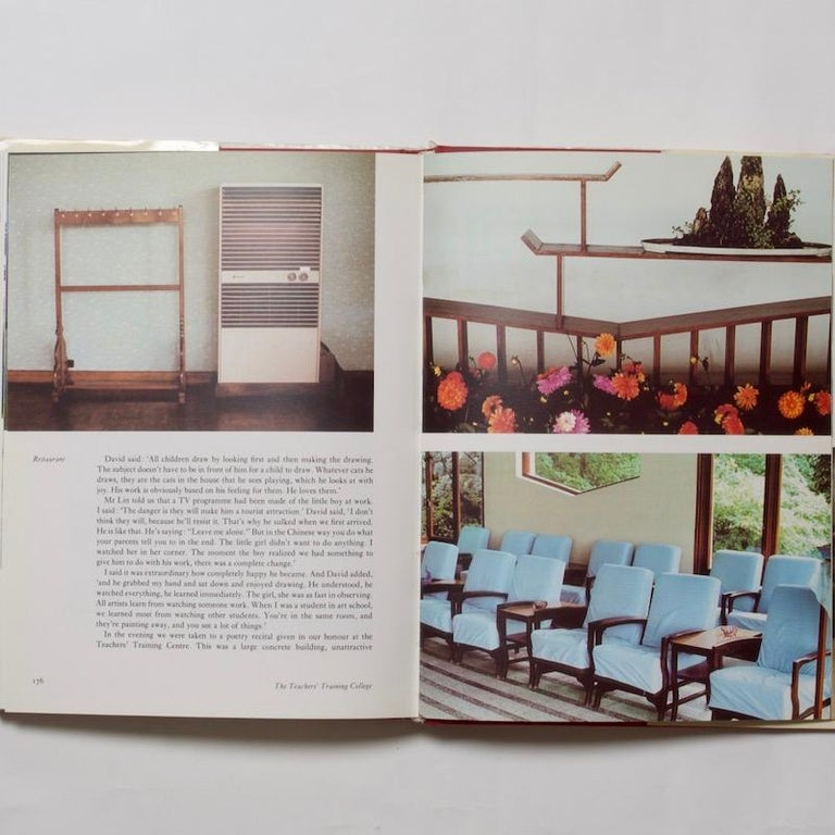 China Diary - David Hockney & Stephen Spender, 1982 In Good Condition For Sale In London, GB
