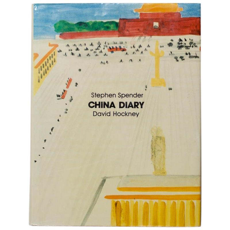 China Diary - David Hockney & Stephen Spender, 1982